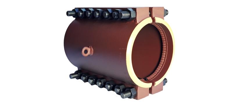 Pipeline repair clamp